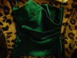 Belle márkájú smaragdzöld top