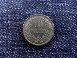 10 fillér 1908/id 4963/