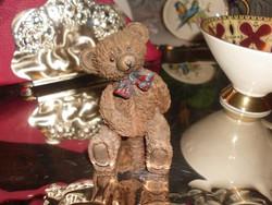 Teddy maci figura.