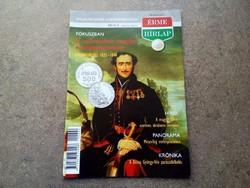 Magyar Érme Hírlap 2014/2 március/április/id 7259/