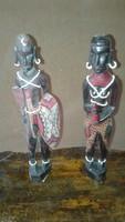 Afrikai figurák