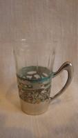 800-as ezüst régi pohár