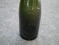 Haggenmacher sörösüveg
