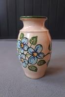 Szemlér Magda jelzett kerámia váza