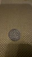 Ezüst 3 penny 1932