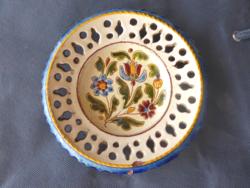 Bozsik Kálmán 20 cm átmérőjű tányér