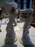 Eredeti capodimonte porcelán kínáló