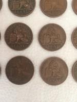 Belgium 2 cent 1905/28db