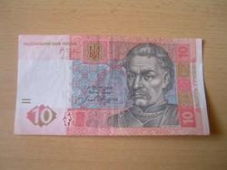 UKRÁN UKRAJNA 10 HRIVNYA 2006 ....427 #