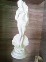 Vénusz születése alabástrom szobor