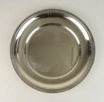 0W027 Régi ezüst tányér tál 420g