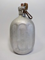 1964 MSZ. alumínium kulacs