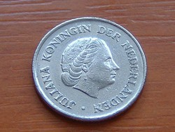 HOLLANDIA 25 CENT 1970
