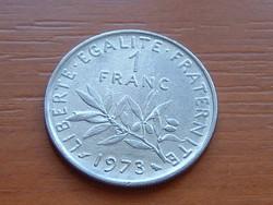 FRANCIA 1 FRANK 1973