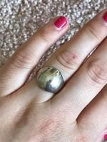 Csodálatos Ezüst gyűrű 925