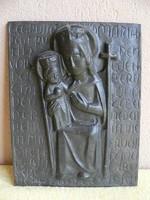 Falikép, szentkép