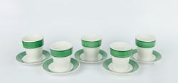 Gránit Kispest lattés készlet! turmix vagy tejeskávés csészék