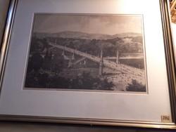 Theodor  Volz 1880 fametszet
