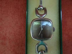 Junghans 835-ös ezüst női karóra