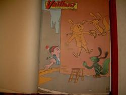 Vaillant francia képregény-újság 703-722. szám