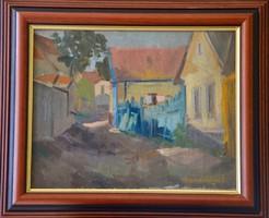 Ilosvai Varga István (1895-1978): Szentendrei utca