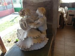 Kovács Éva kerámia szobor!