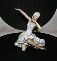 Balerina Unterweissbach porcelán