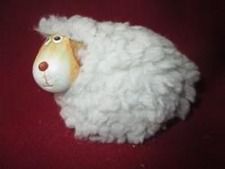 75. Kerámia bárány  8 cm