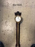 Fali fűrész óra