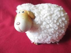 77. Kerámia bárány  12x8 cm