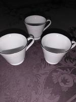 Pagoda porcelán kávès csèsze