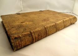 Kézzel irott könyv 1770