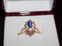 Arany 14k Női gyűrű   2.5 gr