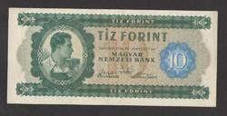 10 forint 1946.  EF+++!!  GYÖNYÖRŰ!!