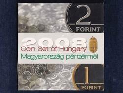 UNC magyar forgalmi sor 2008 PP - Búcsú az egy- és kétforintostól/id 7509/
