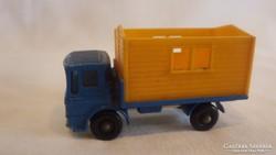 Matchbox Site Hut Truck