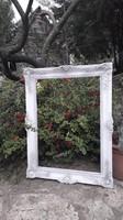Provence Blondel keret nagyméretű  65 cm X 85 cm