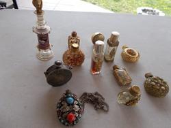 Parfumúveg gyűjtemény,régi