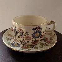 Zsolnay teás csésze,sérűlt