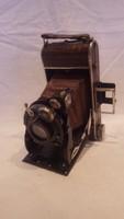 Antik Foth fényképezőgép