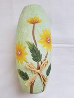 Kerámia henger váza
