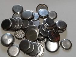 Karóra szerkezeti elem, acél hátlap, 49 db vegyesen