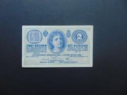 2 korona 1914 C