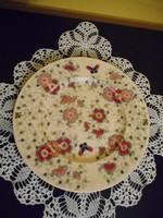 Antik Zsolnay süteményes tányér