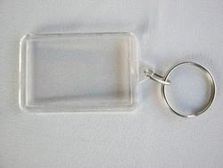 10 db műanyag kulcstartó saját fényképhez