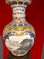 Kínai QIANLONG porcelán váza