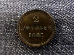 Guensey 2 doubles 1885 (id8113)