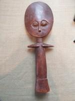 Afrikai faszobor