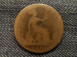 Anglia - Viktória One Penny 1887/id 7882/