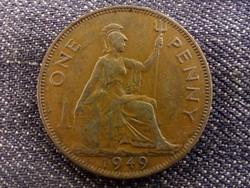 Anglia - VI. György One Penny 1949/id 8036/
